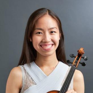 ヴァイオリン:シャノン・リー(第7回仙台国際音楽コンクール第2位 ※最高位)